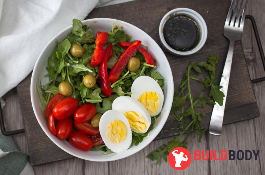 меню день для похудения дробное питание