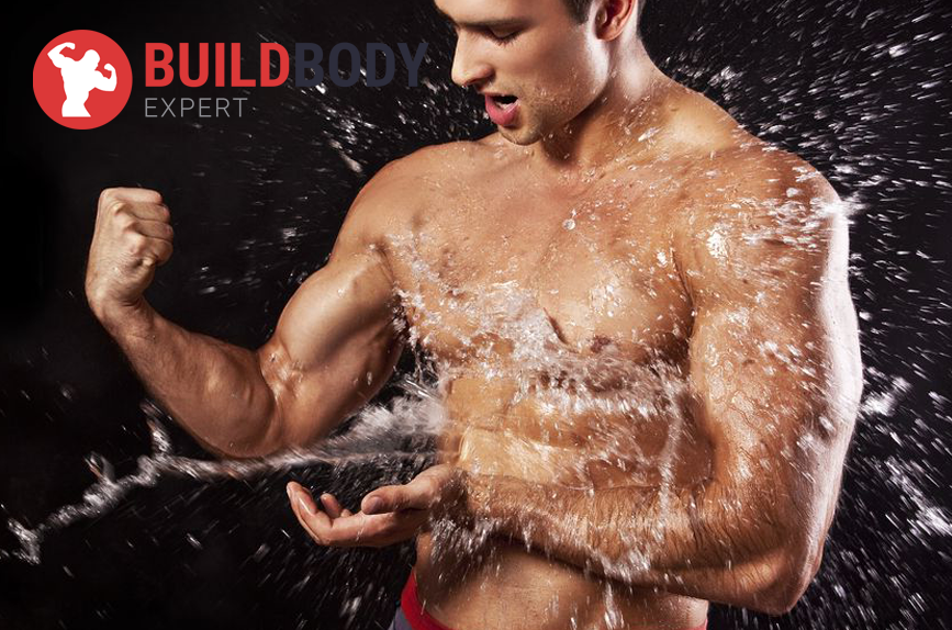 контрастный душ после тренировки