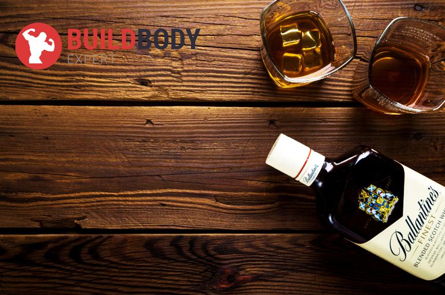 Алкоголь мешает росту мышц
