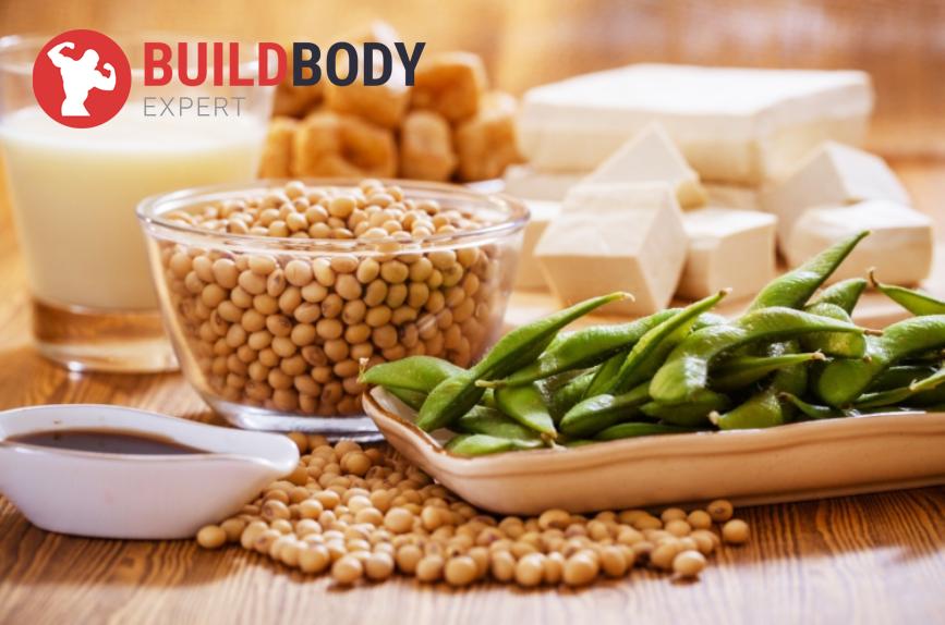 Соя идеальный источник растительного белка