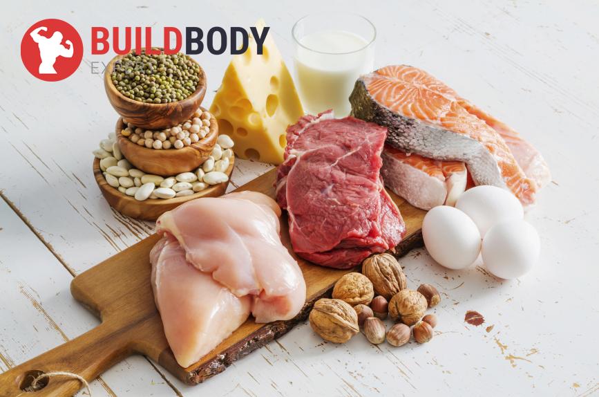 Продукты, которые заменяют протеин