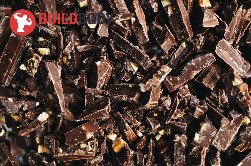 Темный шоколад – источник жиров и магния
