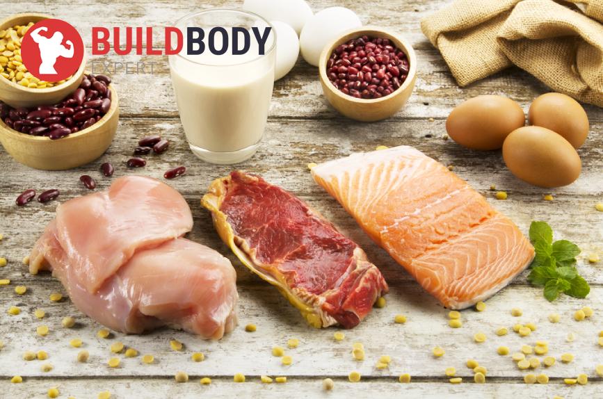 Сбалансированный рацион- отдайте предпочтение высокобелковым продуктам с богатым аминокислотным составом