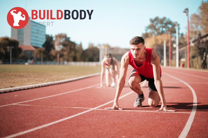 Анаэробные упражнения состоят из коротких интенсивных всплесков таких как спринты на небольшие дистанции