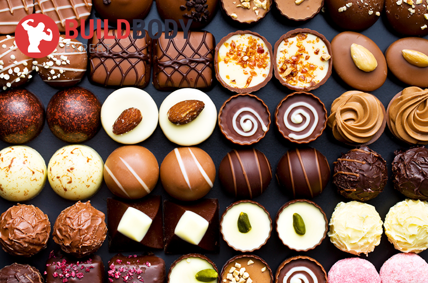 кондитерские изделия и шоколад содержат простые углеводы