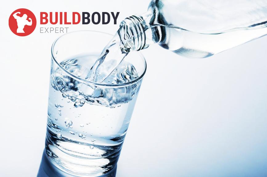 Необходимо пить много чистой воды