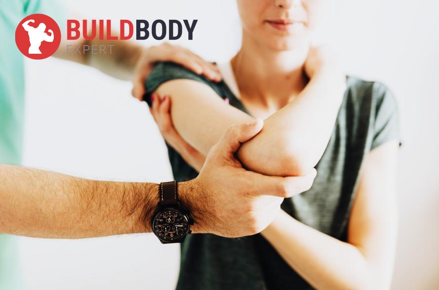 При физических нагрузках в первую очередь страдают связки и суставы