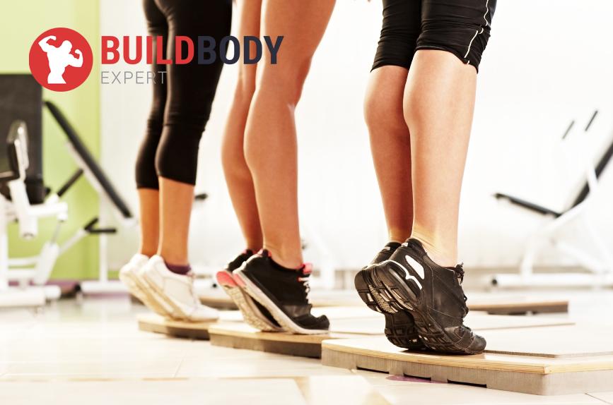 Упражнение №1 – подъем на носочки