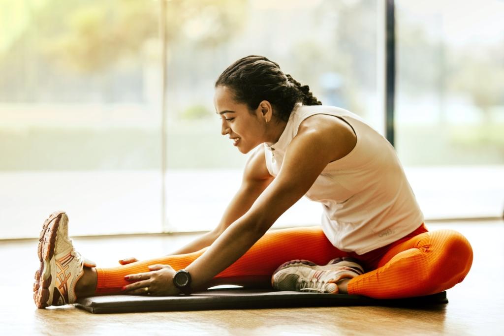Короткая суставная тренировка на каждый день- растяжка