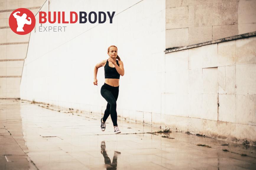 Упражнения на дистанцию: бег, быстрая ходьба