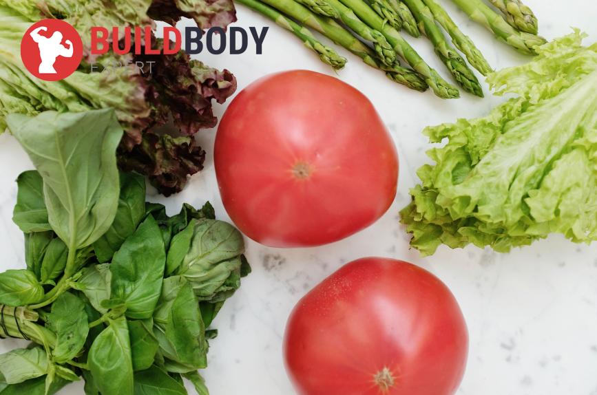 Второй этап – чередование с овощами