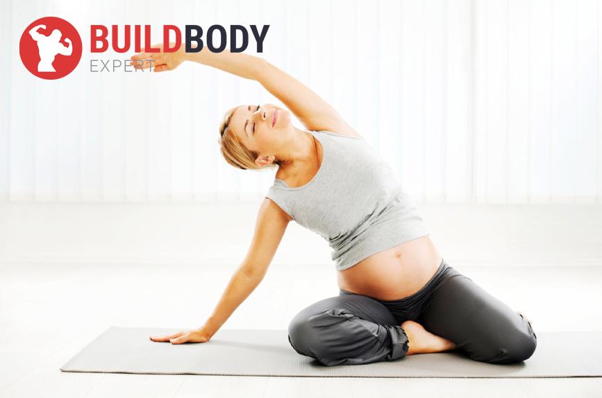 Почему стоит заниматься спортом во время беременности