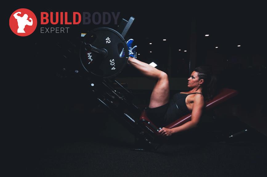 Упражнения для ног и ягодичных мышц