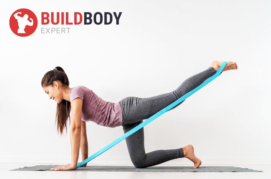 Фитнес-резинки применяются не только в фитнесе, йоге или пилатесе