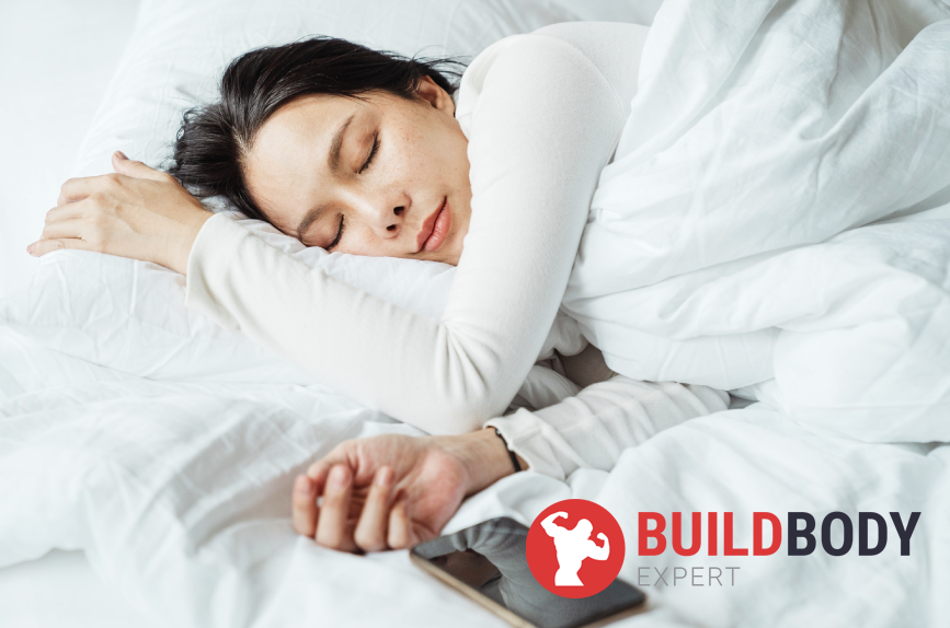 Здоровый сон и отдых критически важен для роста мышц