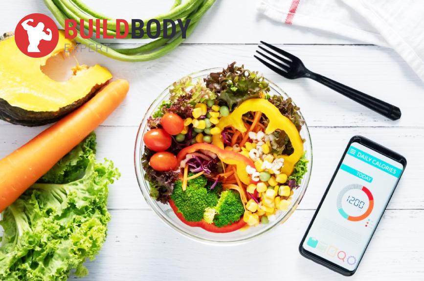 Установите приложение для подсчета калорий