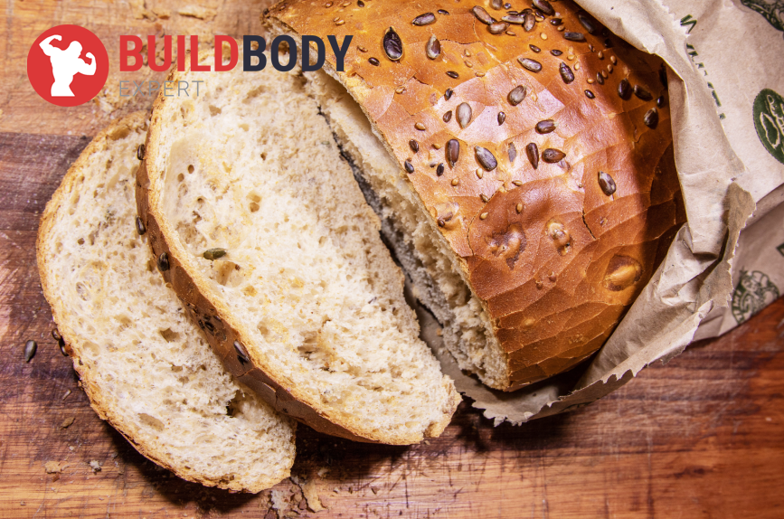 Злаковые и хлеб содержат клетчатку