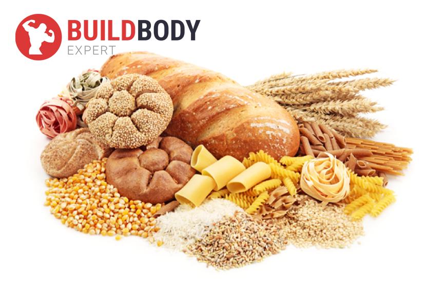 Углеводы – вот главный источник энергии для того, чтобы мышцы восстанавливались и росли.