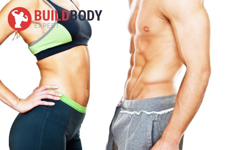 Отличия женской и мужской мускулатуры